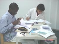 Retraite de préparation aux examens
