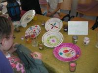 Photo de Atelier Artistique AVEC « Bougies et Peinture sur porcelaine »
