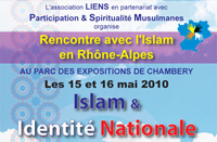 Photo de Mot d'ouverture de la 2ème rencontre Avec l'Islam en Rhône-Alpes