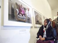Photo de Gaza au musée d'art moderne