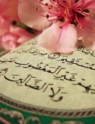 Photo de Nous formons une famille, celle du Coran