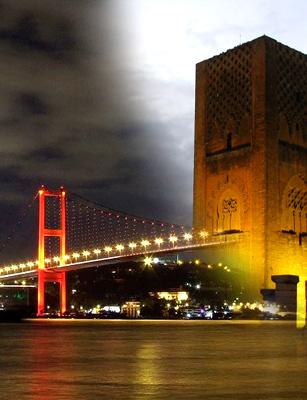 Photo of D'Istanbul à Rabat…
