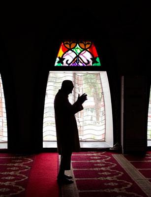 Photo de La prière, être présent à Dieu