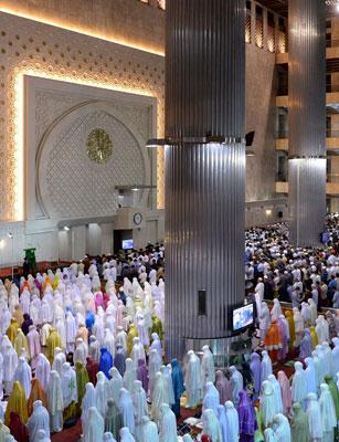 Photo of «Les femmes dans la mosquée» pour les droits des femmes