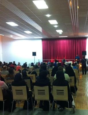 Photo de Première rencontre musulmane de la région Centre sous le thème: Mieux vivre sa spiritualité