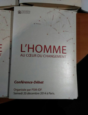 Photo of L'homme au cœur du changement