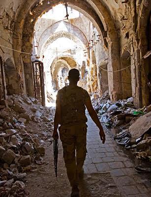 Photo of Quel personnage chutera dans cette tragédie syrienne ?
