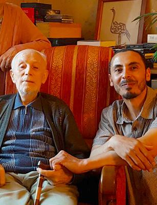 Photo de Ma rencontre avec Maurice Gloton