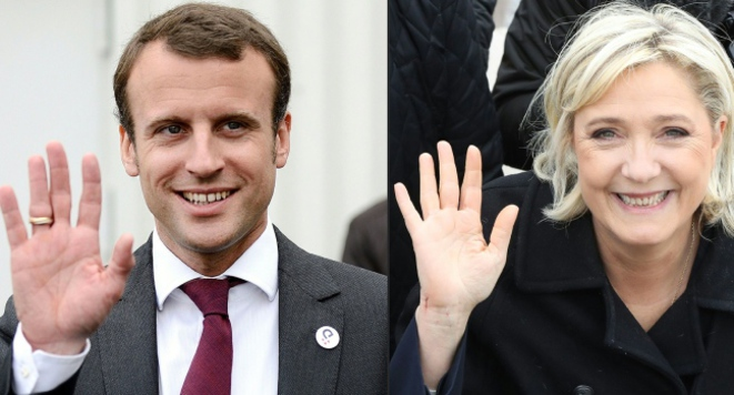 Photo de «Pourquoi moi, de gauche, je ne voterais pas Macron pour faire barrage à Le Pen»