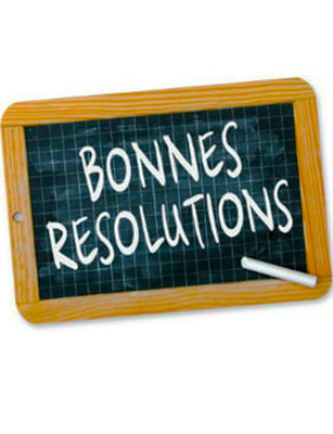 Photo of Bonnes résolutions…