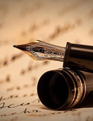 Photo de L'écriture, tout un art !
