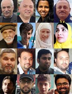 Hommages aux victimes de Christchurch
