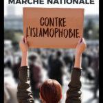 Marche du 10 novembre à Paris: nous dirons STOP à l'islamophobie !