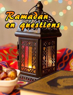 Ramadan en questions